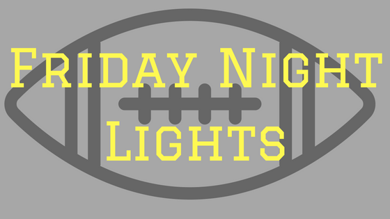 Flashback Friday-Friday Night Lights