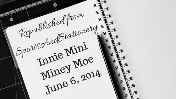 Innie Mini MineyMoe…..