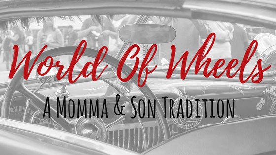 WOW: A Momma & SonTradition
