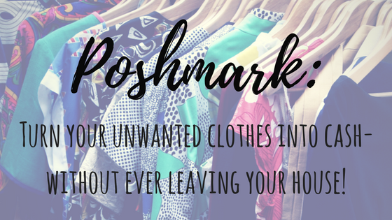 Poshmark: Clothes To Cash