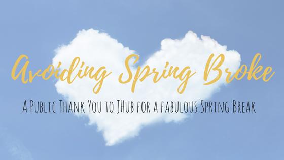Avoiding Spring Broke