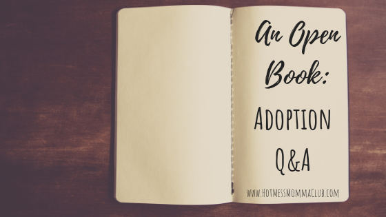 Adoption Q&A